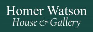 Homer Watson House & Gallery Logo