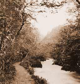 River Doon, near Ayrshire, Scotland