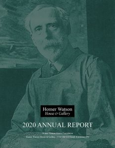 2020 Annual General Report Cover